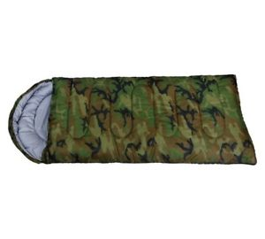 【送料無料】キャンプ用品 proaction200gsmカモフラージュantiproaction junior cowl 200 gsm camouflage anti allergy sleeping bag