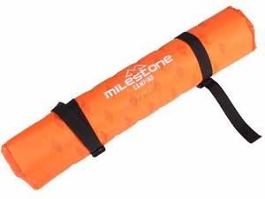 【送料無料】キャンプ用品 マイルストーンマット25mmmilestone camping self inflating 25 mm camping mat
