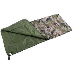 【送料無料】キャンプ用品 ハイキングキャンプスーツケースsleeping bag single person zip hiking camping suit case envelope waterproof