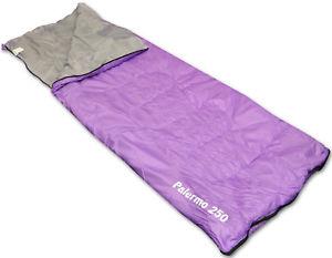 【送料無料】キャンプ用品 ハイキング2シーズンlilac 2 season single rectangle envelope campinghiking sleeping bag