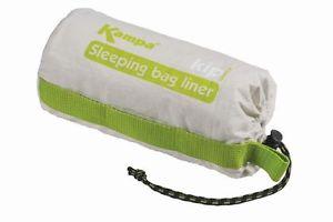 【送料無料】キャンプ用品 キップコットンライナーkampa kip 100 cotton envelope sleeping bag liner