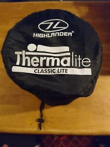 【送料無料】キャンプ用品 thermalite base mat smalltrekinghighlander thermalite base mat small olive green camping treking travelling