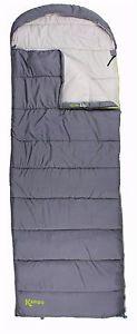 【送料無料】キャンプ用品 キャンプハイキングkampa zenith camping hiking insulated warm sleeping bag sb0014