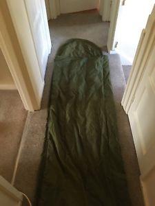 【送料無料】キャンプ用品 ジャングルmilitary jungle sleeping bag