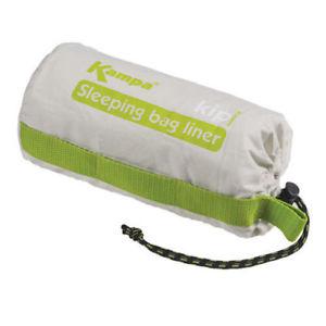 【送料無料】キャンプ用品 kampaライナーkampa kip sleeping bag liner