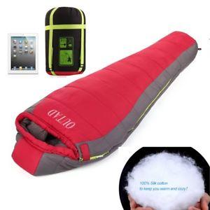 【送料無料】キャンプ用品 34 ハイキング34 season autumn winter water resistant sleeping bag camping travel hiking uk