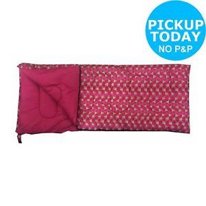 【送料無料】キャンプ用品 アステカピンクproaction 300gsm sleeping bag aztec pink