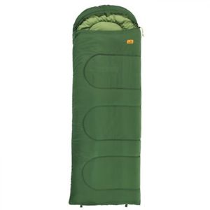 【送料無料】キャンプ用品 キャンプミイラ easy camp moon single adult mummy camping sleeping bag green