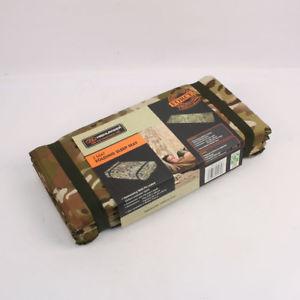 【送料無料】キャンプ用品 zマットhmtc camo slb237highlander z matt folding sleeping mat hmtc camo slb237