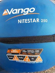 【送料無料】キャンプ用品 vango nitestar 250vango nitestar 250