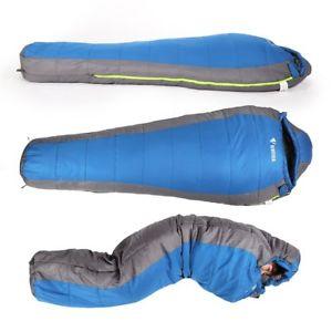 【送料無料】キャンプ用品 キャンプシングル3 seasons warm sleeping bag carp fishing camping hunting winter 18kg single se