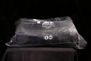 【送料無料】キャンプ用品 eurohikeライナーdlxミイラeurohike fleece sleeping bag liner dlx mummy