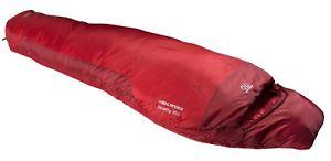 【送料無料】キャンプ用品 450ミイラ4シーズンripstophighlander serenity 450 sleeping bag camping mummy 4 season red ripstop