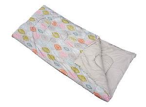 【送料無料】キャンプ用品  2ジッパーsimple solutions adult single sleeping bag leaf pod zip two to make a double