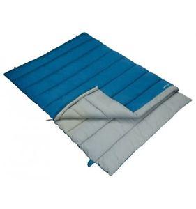 【送料無料】キャンプ用品 vangorrp80 8vango harmony double sleeping bag sky blue rrp 80 tog rating 8