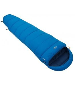 【送料無料】キャンプ用品 vango25023シーズン2ウェイzipvango wilderness 250 sleeping bag 23 season single stitched twoway zip blue