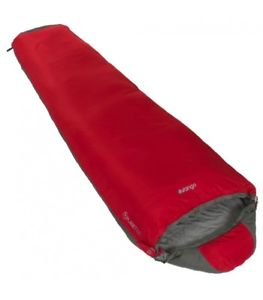 【送料無料】キャンプ用品 vango1002018vango planet 100 travel sleeping bag 2018 volcano red