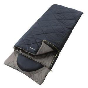 【送料無料】キャンプ用品 xloutwell contour xl sleeping bag adults