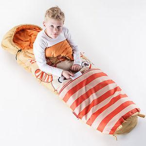 【送料無料】キャンプ用品 skandika sorgenfresser saggo17skandika sorgenfresser saggo sleeping bag kids worry eater children 17