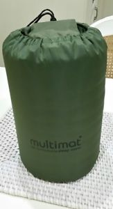 【送料無料】キャンプ用品 キャンプマットオリーブlistingmultimat2538 listingmultimat expedition summit 2538 self inflating camping mat olive
