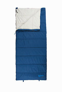 【送料無料】キャンプ用品 kampaxl 100kampa kip equinox pro xl camping single sleeping bag 100 cotton lined