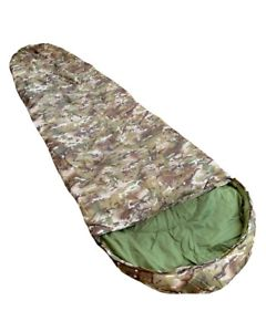 【送料無料】キャンプ用品  btpカムadult military sleeping bag btp multicam