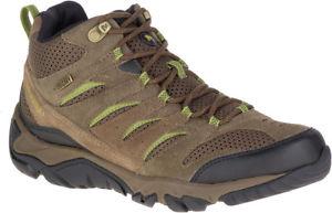 【送料無料】キャンプ用品 merrellストローブマツmensハイキングブーツmerrell white pine mid vent mens waterproof hiking boots