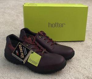 【送料無料】キャンプ用品 レディースウォーキングハイキングブーツサイズbnib ladies hotter ramble goretex walking hiking boots shoes size 65 eu 40