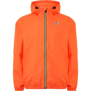 【送料無料】キャンプ用品 ルクロードメンズジャケットコートオレンジサイズ