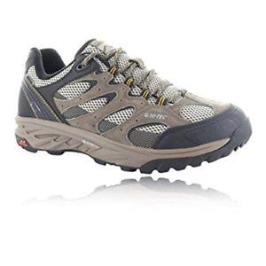 【送料無料】キャンプ用品 hitecテックmensヘントハイキングhitec hitec mens gents wildfire low i walking hiking shoes waterproof