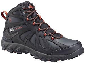 【送料無料】キャンプ用品 outdryコロンビアpeakfreak xcrsn ii menscolumbia peakfreak xcrsn ii mens mid leather outdry trail boots