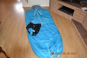 【送料無料】キャンプ用品 slpy original sleeping bag medium