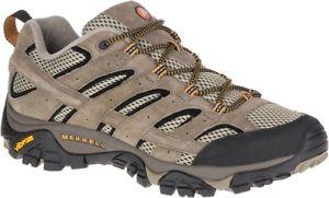 【送料無料】キャンプ用品 merrellモアブ2mensウォーキングシューズ merrell moab 2 ventilator mens walking shoes brown