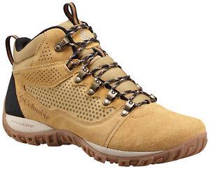 【送料無料】キャンプ用品 コロンビアベンチャーメンズミッドスエードハイキングブーツcolumbia peakfreak venture mens mid suede waterproof hiking boots