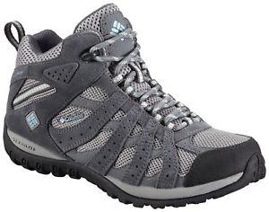 【送料無料】キャンプ用品 コロンビアレドモンドwomensハイキングブーツcolumbia redmond womens mid waterproof hiking boots