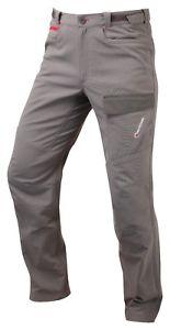 【送料無料】キャンプ用品 ズボンミディアムs samplemontane psycho vertical pants, mercury, medium s sample