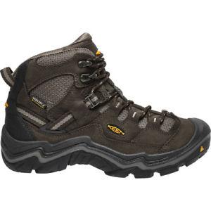 【送料無料】キャンプ用品 ブーツデュランwp womensブーツカスケードブラウンshitakeサイズkeen durand mid wp womens boots walking boot cascade brown shitake all sizes