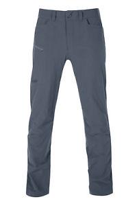 【送料無料】キャンプ用品 ラブmenstrouser rab mens traverse pant lightweight stretch trouser slim fit steel