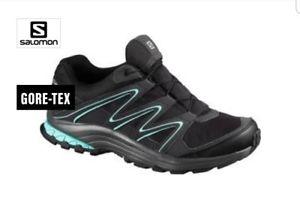 【送料無料】キャンプ用品 サロモンウォーキングランニングシューズトレーナーwomens salomon kiliwa gtx w walkingrunning shoes trainers uk 4