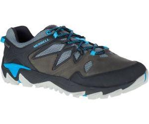 【送料無料】キャンプ用品 メンズハイキングブーツシアンmerrell men's all out blaze 2 gtx low rise hiking boots turbulencecyan