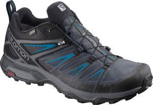 【送料無料】キャンプ用品 ハイキングソロモンx ultra 3gtx menssalomon x ultra 3 gtx mens hiking shoes