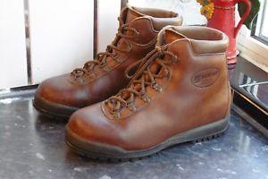 【送料無料】キャンプ用品 brown scarpa asolo hiking boots size406brown scarpa asolo hiking boots size uk 40 uk 6