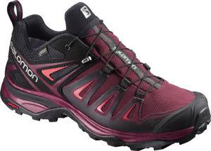 【送料無料】キャンプ用品 ハイキングソロモンx ultra 3gtx womenssalomon x ultra 3 gtx womens hiking shoes