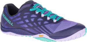 【送料無料】キャンプ用品 merrellグローブ4 womensmerrell trail glove 4 womens shoes
