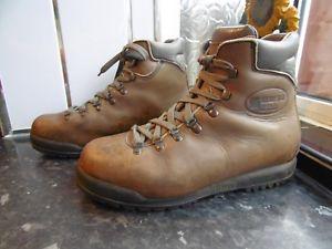 【送料無料】キャンプ用品 womens brown scarpa asolo hiking boots size406womens brown scarpa asolo hiking boots size 40 uk 6