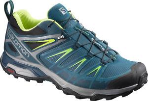 【送料無料】キャンプ用品 ハイキングソロモンx ultra 3 menssalomon x ultra 3 mens hiking shoes