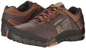 【送料無料】キャンプ用品 merrellsn00ウォーキングシューズサイズ85merrell annex low sn00 dark earth walking shoe size 85