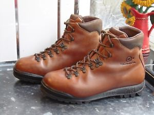 【送料無料】キャンプ用品 brown scarpa hiking boots size39bx55brown scarpa hiking boots size 39 bx uk 55