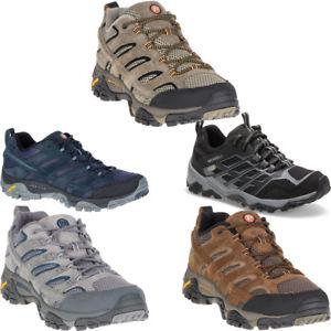 【送料無料】キャンプ用品 メンズモアブメッシュライニングウォーキングハイキングシューズmerrell mens moab 2 vent breathable mesh lined walking hiking shoes