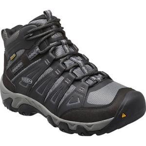 【送料無料】キャンプ用品 ブーツoakridgewp mensブーツサイズkeen oakridge mid wp mens boots walking boot magnet gargoyle all sizes